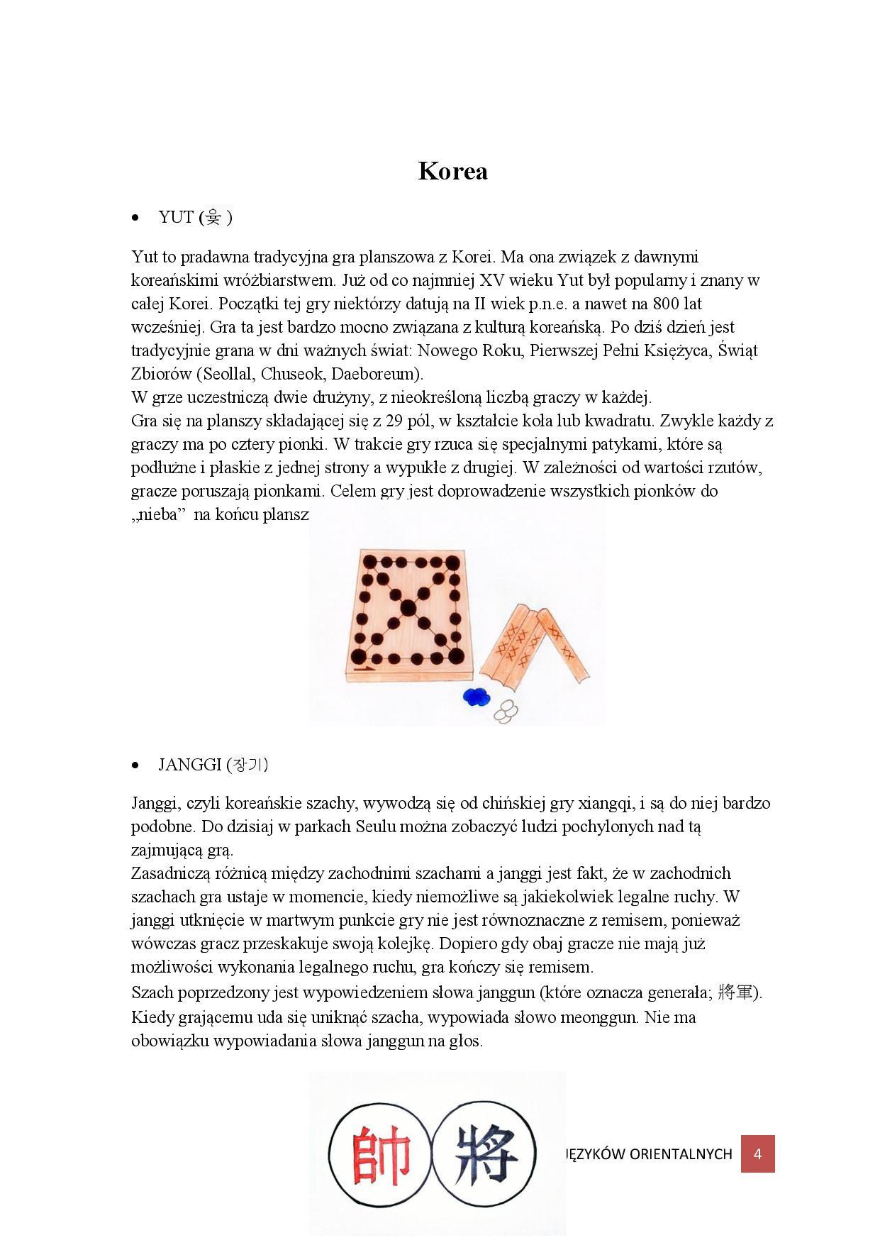 Tradycyjne gry planszowe z Azji1-4